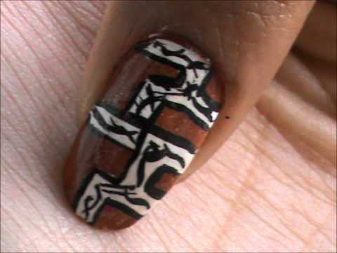 Ten Designs For Teens Easy Nail Art For Teenagers Easy Nail Art
