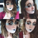 "District Four ""Fishing""; Hunger Games Inspired Makeup (Part 2)"