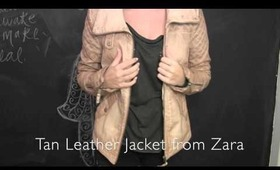Fall Fashion Haul: Zara, Brandy Melville, Urban Outfitters, and More!