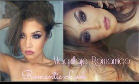 Look Romantico ( SELF-MADE palette ABH  look)