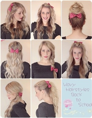 hairstyles for second day curls  beautylish