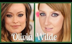 Olivia Wilde Golden Globes 2014 Inspired Makeup