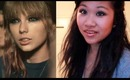 "Taylor Swift - ""I Knew you Were Trouble"" inspired makeup tutorial"