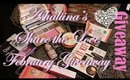 Giveaway: Urban Decay, Smashbox, Benefit and more (OPEN Internationally)
