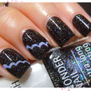 IsaDora Bella Vita/ Black Galaxy Scallop
