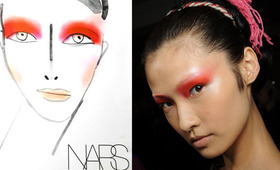 New York Fashion Week, Fall 2011: NARS at Thakoon