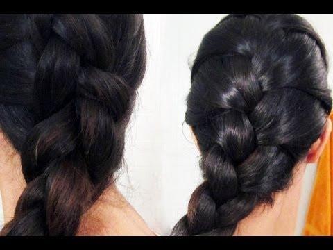 4 Back To School Braided Hair Styles Stealingbeauty Video Beautylish