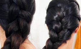 4 Back to School Braided Hair Styles