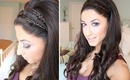 Greek Goddess Inspired Spring Hair