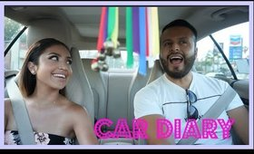 Car Diary: Just Letting You Know | Dulce Candy | 6-11-16
