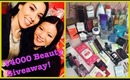 Beauty Event Haul+ $4000 Giveaway w/ MamiChula8153 ♥