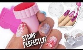 Stamp Your Nails Perfectly!  | DIY, Hacks, Tips & Tricks For Nail Art Stamping!