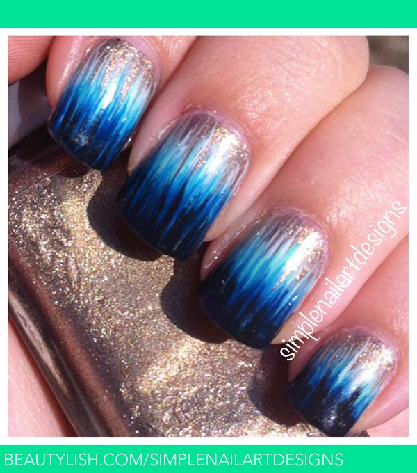 Nail Art Dip Dye Nail: Simplenailartdesigns S.'s