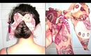 Lobster Tail Twisted Updo