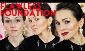7 Steps to a Flawless Face (Foundation)