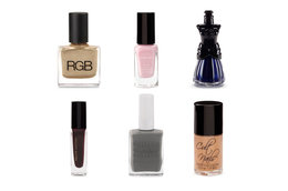 The 5 Nail Colors You Need for Fall