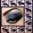 Tutorial of Sparkle Smokey
