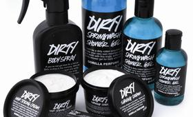 Lush's New Dirty Line For Men