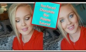 Too Faced Chocolate Bar Palette | Full Face Tutorial