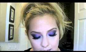 FALL 2010 TREND: PURPLE VIOLETS + Blooper