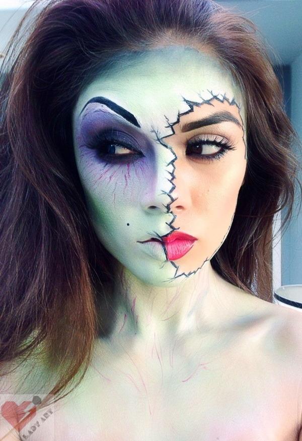 Zombie Halloween Costumes Girls