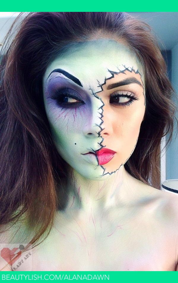 Zombie Makeup | Alana D.u0026#39;s (alanadawn) Photo | Beautylish