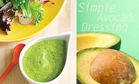 Beauty Detox: Diet-Friendly Dressing