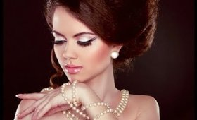 22 Different Ways to wear your Necklace/ Pearls / Pearl Strand/String |makeupinfo|