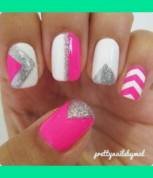 Pretty Nails Sarah R S Photo Beautylish
