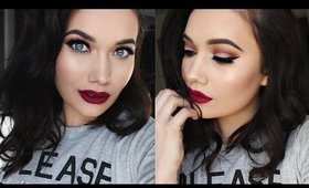FLAWLESS VALENTINES DAY MAKEUP | FULL FACE TUTORIAL
