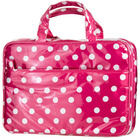 Trina Polka Dot Cosmetic Bag