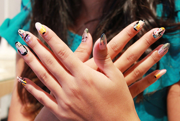 Street Style, Nail Art Edition! NYC's Vanity Projects