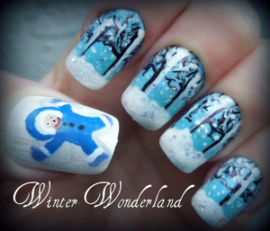 http://www.thepolishedmommy.com/2012/12/winter-wonderland.html