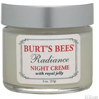 Burt's Bees Radiance Night Creme with Royal Jelly