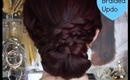 Braided Updo Hairstyle Tutorial