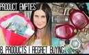 Product Empties & Products I Regret Buying No8