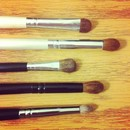My Favorite Eye Brushes