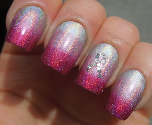 http://www.thepolishedmommy.com/2012/11/pink-fade.html