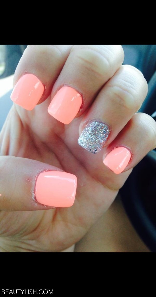 cute acrylic nail designs for summer 2017 2018 best cars reviews. Black Bedroom Furniture Sets. Home Design Ideas