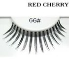Red Cherry False Eyelashes #99