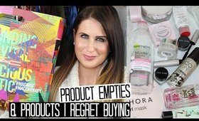 Product Empties & Products I Regret Buying No9