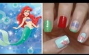 Little Mermaid Nails!!!
