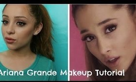 Ariana Grande Makeup Tutorial (Problem Music Video)