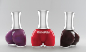 Would You Buy a Booty-Shaped Nail Polish?