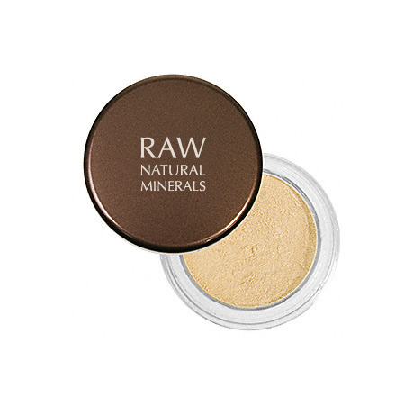 Raw Minerals Makeup