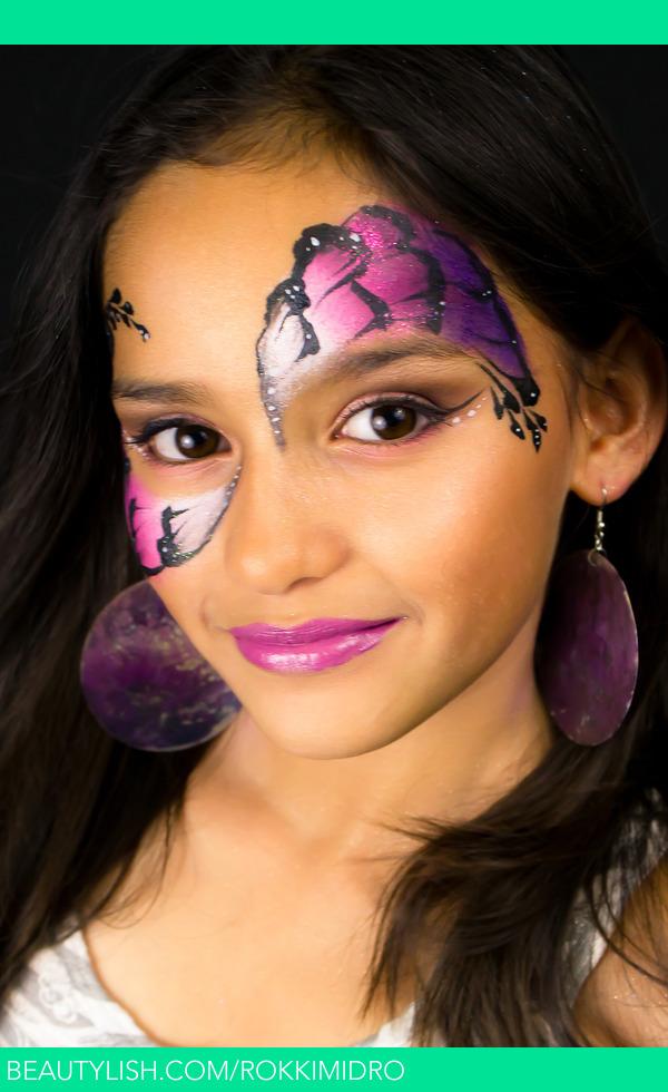Halloween Face Paint Kit
