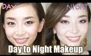 Easy Day to Night Makeup