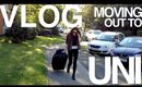 MOVING OUT TO UNI VLOG | HAMBURG