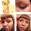 MLP Applejack Inspired Look