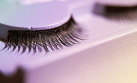 Crafty Solutions for False Lash Storage